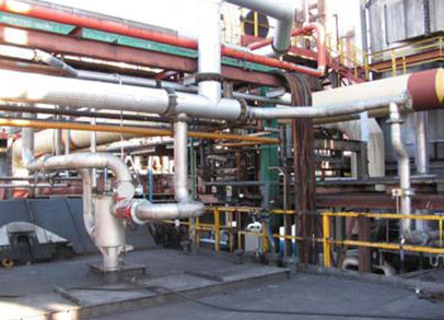 Vapour Recovery at Gas Processing