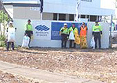 Lysaght Darwin collects over 